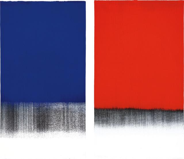 Kim Sou Sou, 'Two Works: (i) Untitled; (ii) Untitled', 2018, Phillips