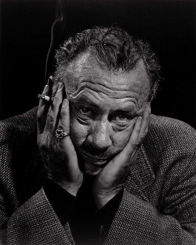 Yousuf Karsh, 'John Steinbeck', 1954, Photography, Silver gelatin print, Jackson Fine Art