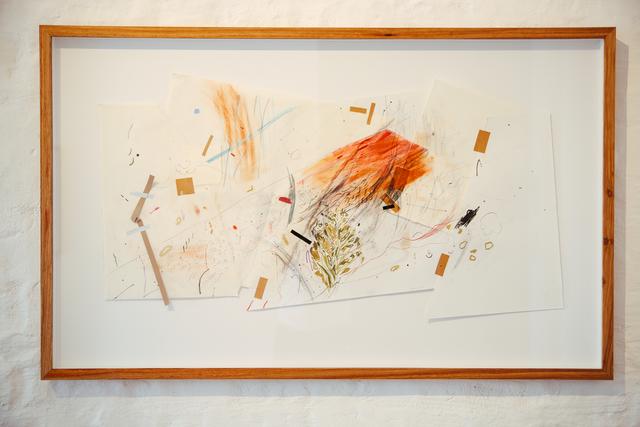 , 'Untitled (Entropy Landscape II),' 2017, Kalashnikovv Gallery