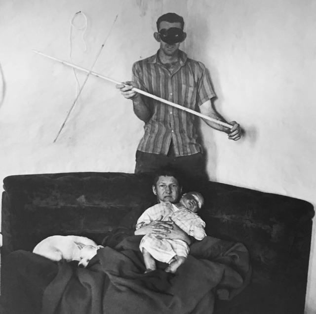 Roger Ballen, 'Living Room Scene', 1999, Elizabeth Houston Gallery