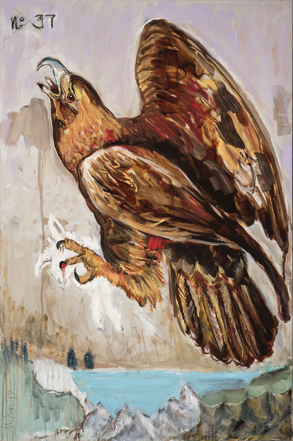 , 'Golden Eagle,' 2016, 101/EXHIBIT