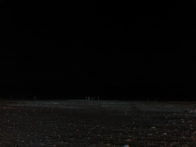 , 'Polar Night,' 2013, PATRICK MIKHAIL GALLERY