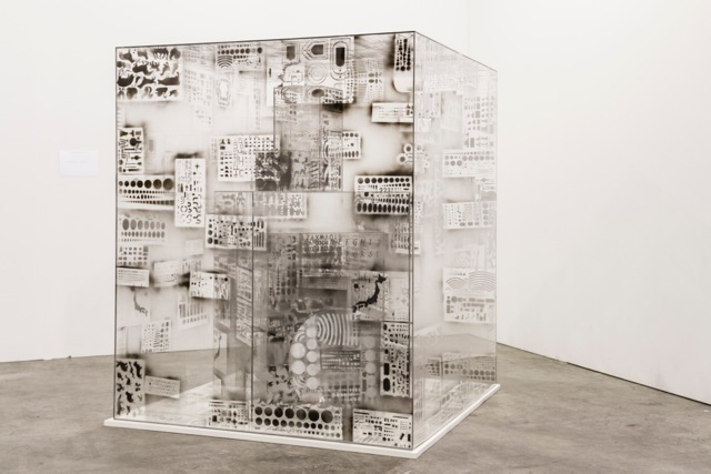 , 'Model of Something #3,' 2011, Jane Lombard Gallery