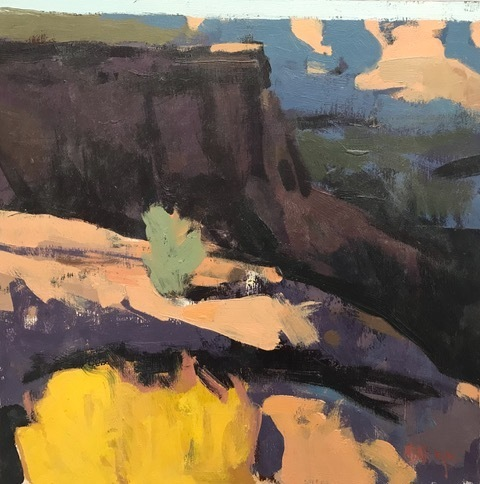 Mark Daniel Nelson, 'Canyon Overlook', 2019, William Matthews Studio