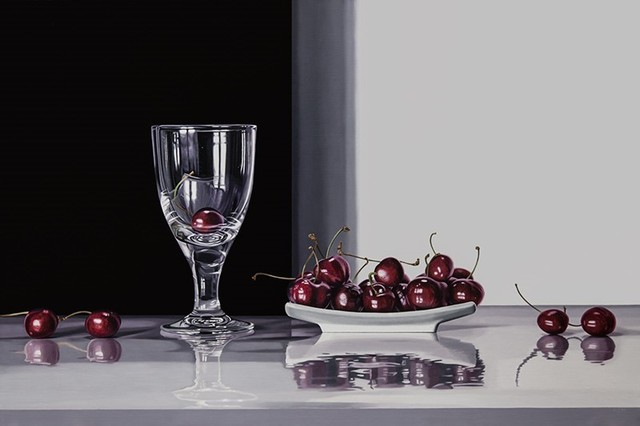 , 'Cherries,' , Plus One Gallery