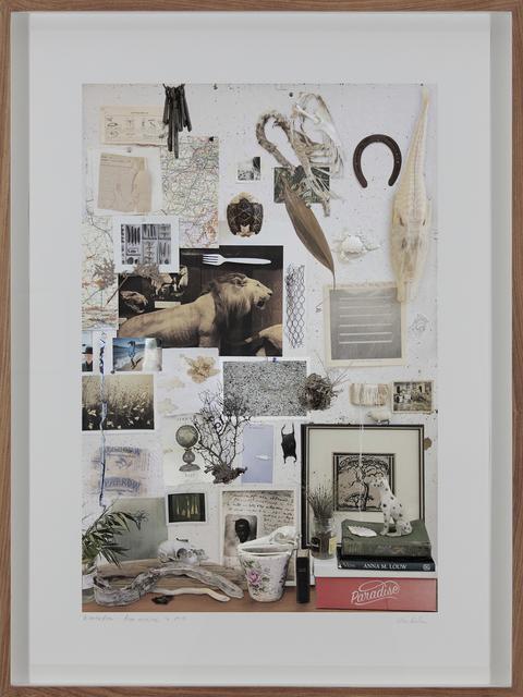, 'Bome Ontbreek (Wonderboom Series),' 2015, Barnard