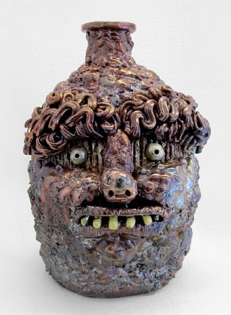 , 'Crunchy Copper Jug,' 2017, Asya Geisberg Gallery