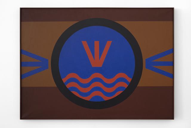 , 'Emblema - 79,' 1979, Mendes Wood DM