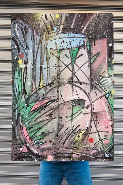 , 'Bazooka Night Flop,' 2018, KOLLY GALLERY
