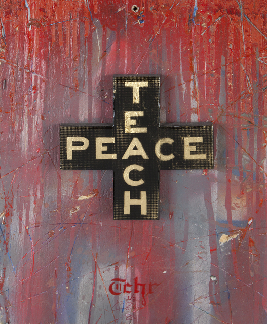 Teachr, 'Teach Peace', Julien's Auctions