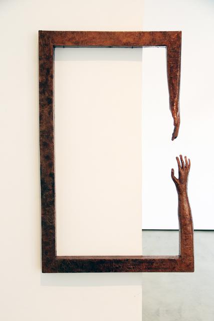 , 'Handlungsrahmen,' 2018, Mario Mauroner Contemporary Art Salzburg-Vienna
