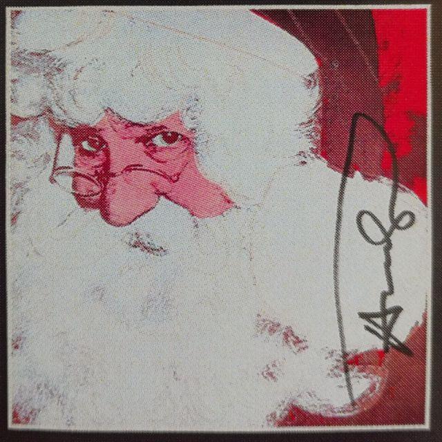 Andy Warhol, 'Santa Claus', 1981, Deodato Arte