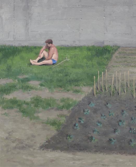 , 'Garden Stakes,' 2017, Galeria Plan B