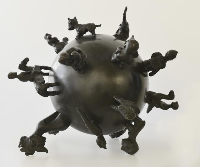 , 'The Ball,' 2015, Contemporary Art Platform Kuwait
