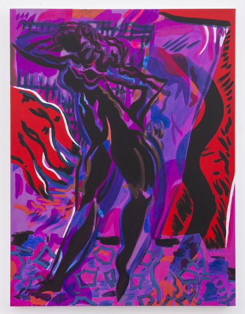 , 'Back Room Shadow,' 2016, Night Gallery
