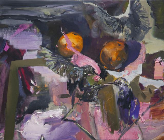 , 'Sternus Vulgaris,' 2017, Galerie Antoine Ertaskiran
