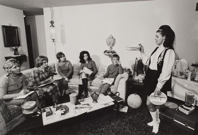 , 'I enjoy giving a tupperware party…,' ca. 1969, Robert Koch Gallery