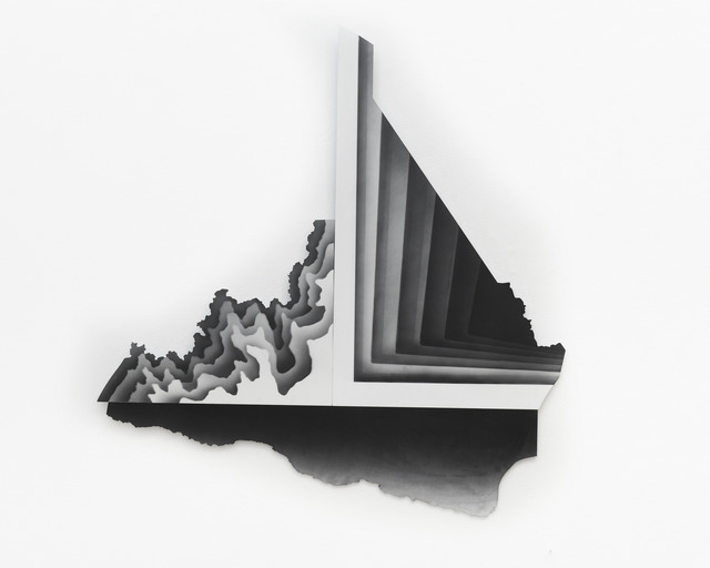 , 'Sublevel_03,' 2016, Hashimoto Contemporary