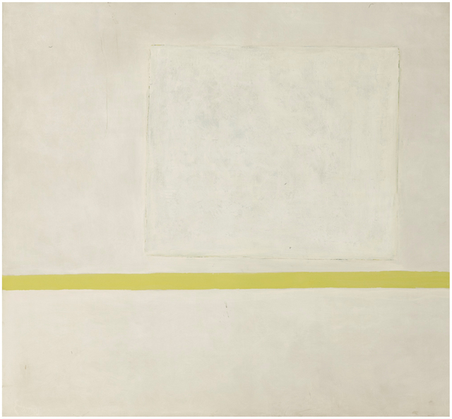 , 'White Sun-Box I,' 1965-1966, Hollis Taggart Galleries