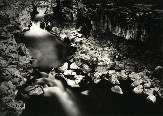 , 'The Snake River - Cauldron Linn, No.2 - Jerome County,' 2013-2014, Ingleby Gallery