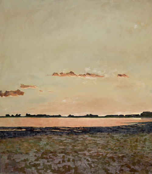 , 'Bolinas Lagoon at Sunset,' 2015, Seager Gray Gallery
