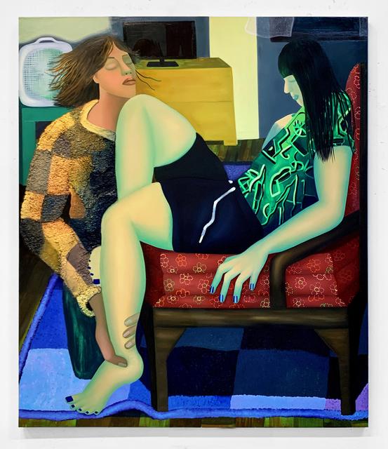 , 'Underline,' 2019, 1969 Gallery
