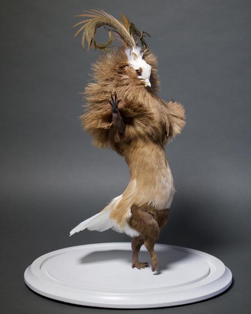 , 'Dancing Queens (Brown),' 2016, Bernice Steinbaum Gallery