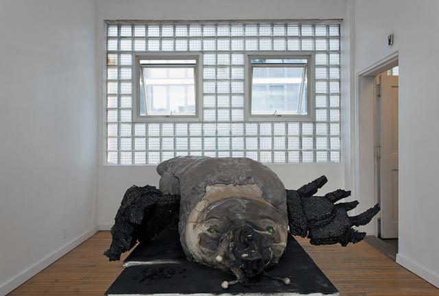 , 'Untitled (Mole),' 2017, False Flag