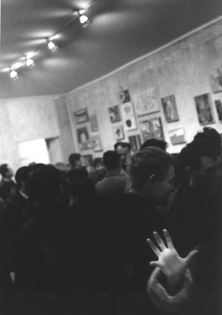 , 'Opening at Tanager Gallery,' 1959, L. Parker Stephenson Photographs