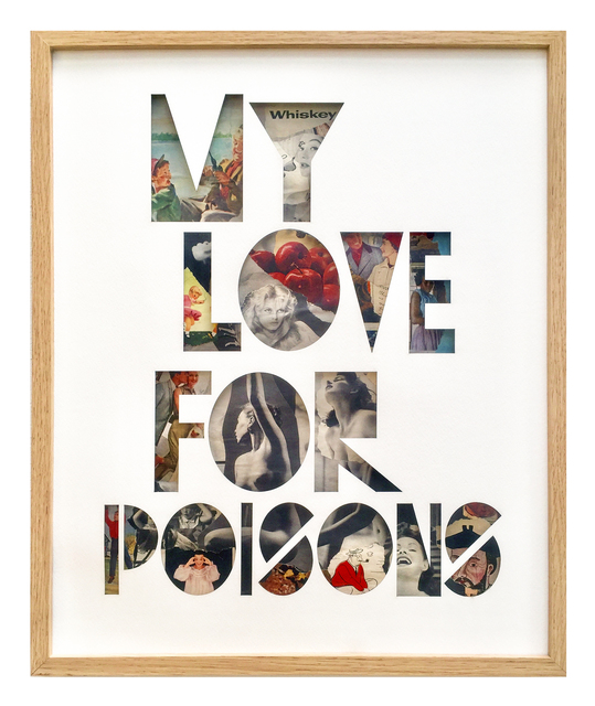 , 'My Love For Poisons,' 2019, Paradigm Gallery + Studio
