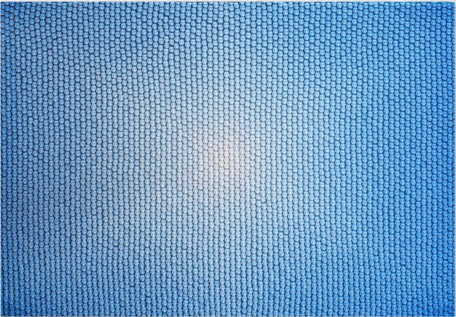 , '50 Shades - My Blue Heaven,' 2019, Steidel Contemporary