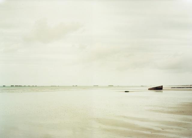 , 'Arromaches-les-Bains II Frankreich, from the Elton John AIDS Foundation Portfolio,' 2009, Jackson Fine Art