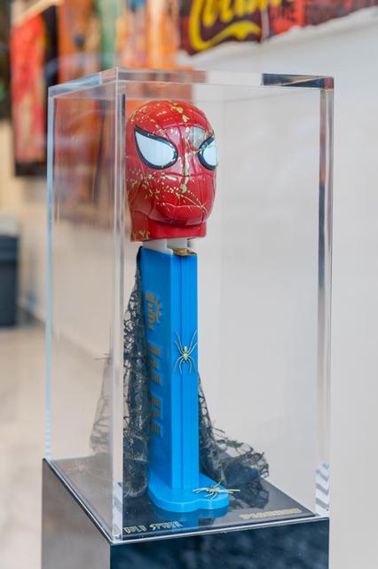Pinkhas, 'Spider-Man Pez', 2018, Miss D Gallery