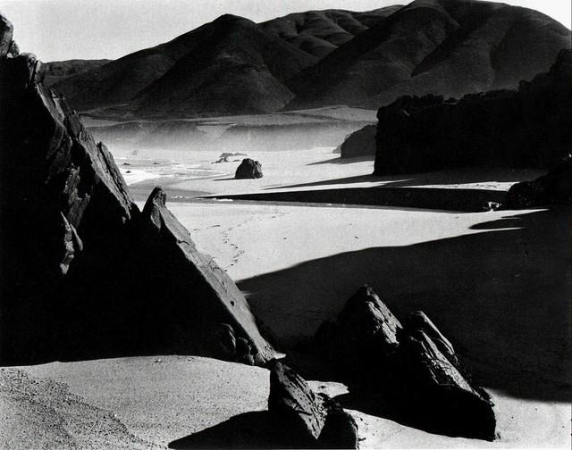 , 'Garrapata Beach California,' 1954, Catherine Couturier Gallery