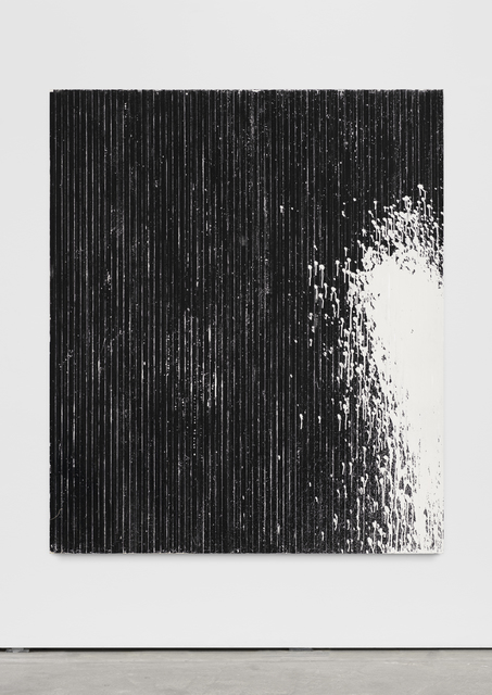 Gregor Hildebrandt, 'Weißer Splash', 2018, Wentrup