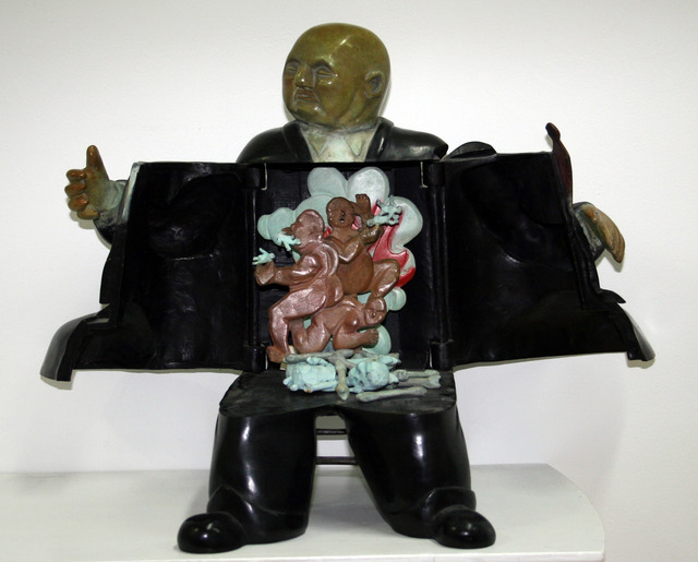 , 'Big Daddy,' 1992, Jean Albano Gallery