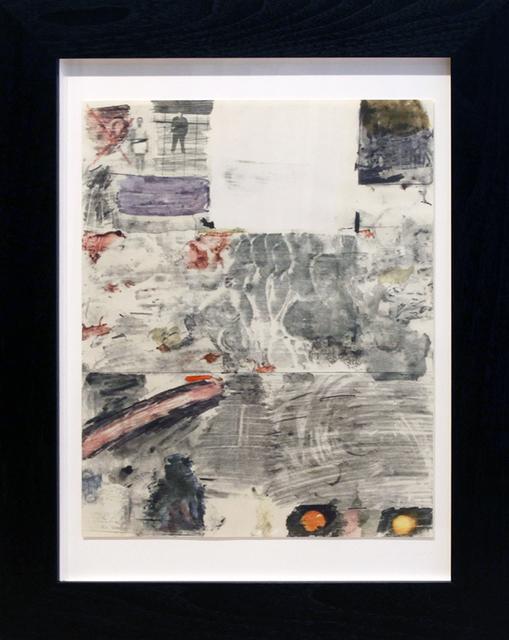 Robert Rauschenberg, 'Canto XXIX', 1965, Dolby Chadwick Gallery