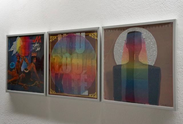 , 'Nou tout koté (we are everywhere),' 2018, Espace D'art Contemporain 14N 61W
