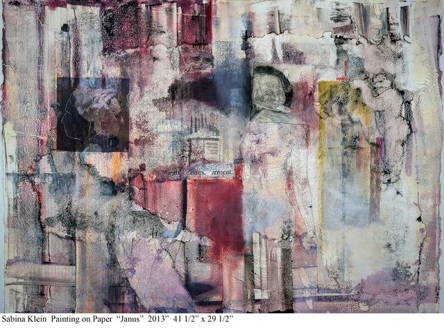 , 'Janus,' 2015, Long-Sharp Gallery