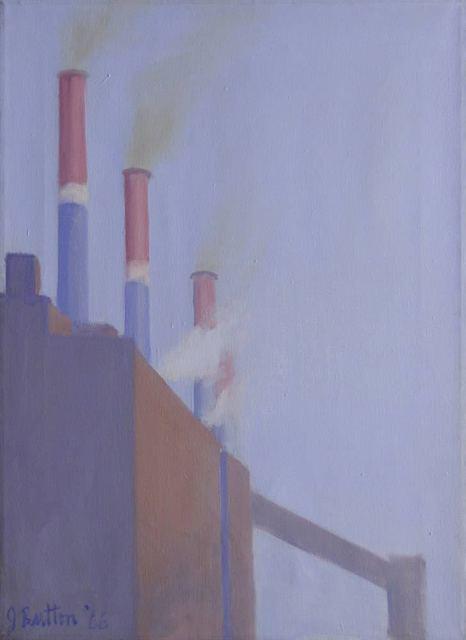 John Button, 'Con Edison', 1966, ClampArt