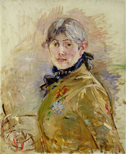 , 'Self-Portrait,' 1885, American Federation of Arts