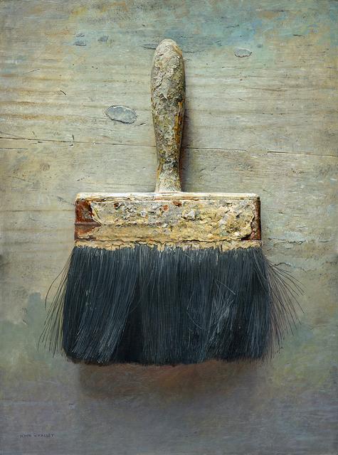 , 'Paperhanging Brush,' 2018, Greenhut Galleries