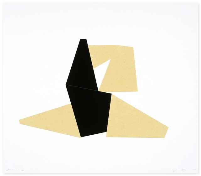 Joel Shapiro, 'Boat, Bird, Mother and Child (c)', 2009, Gemini G.E.L.
