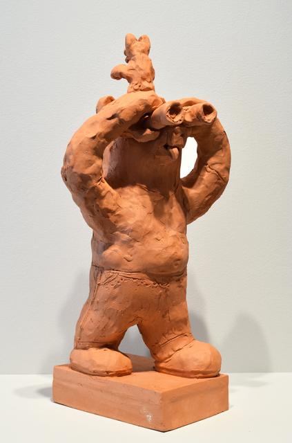 , 'Bear with Binoculars,' 2016, Winston Wächter Fine Art