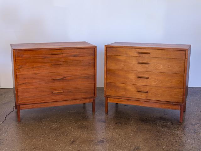 , 'Mid-Century Modern Walnut Dressers,' ca. 1960, Open Air Modern