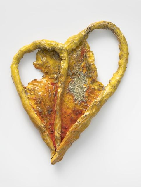 Sterling Ruby, 'Heart', 2018, Pierre Marie Giraud
