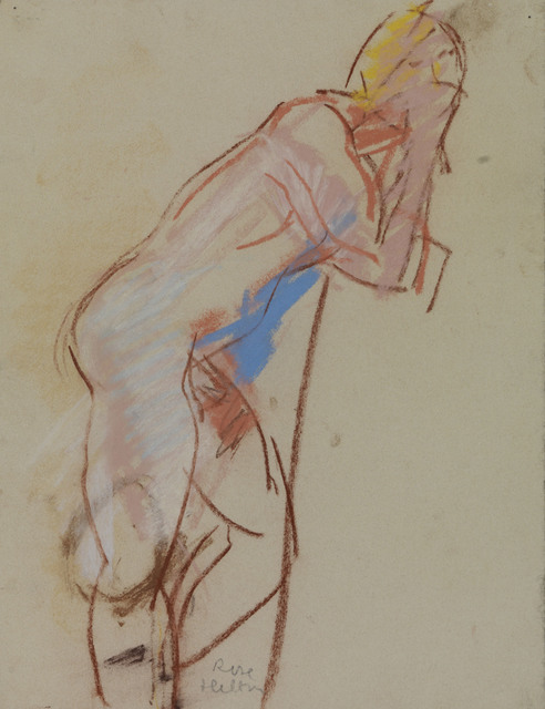 , 'Leaning Figure ,' , Messums