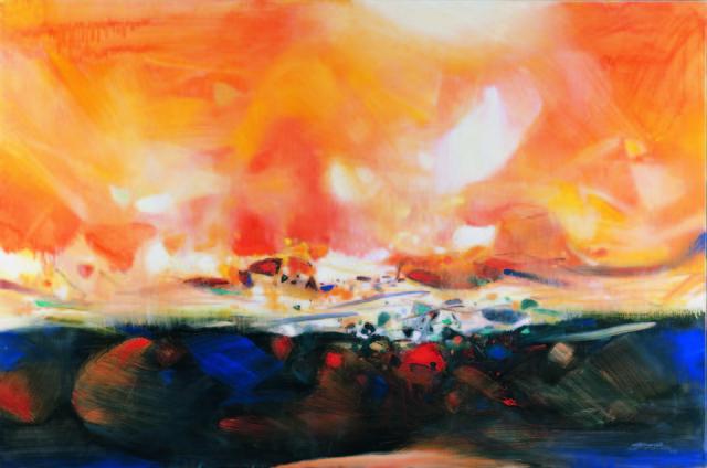 , 'Chant de joie,' 2005, Tina Keng Gallery