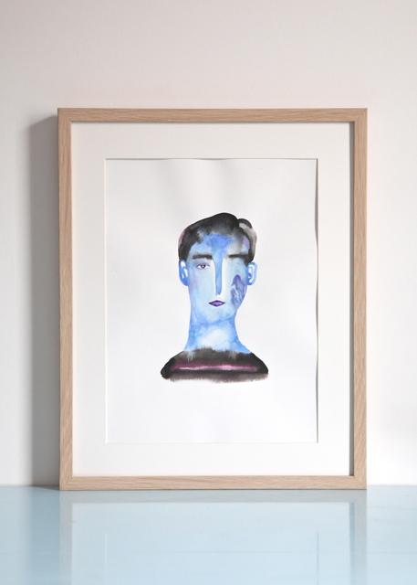Stella Sujin, 'Garçon et les oiseaux', 2015, CHOI&LAGER