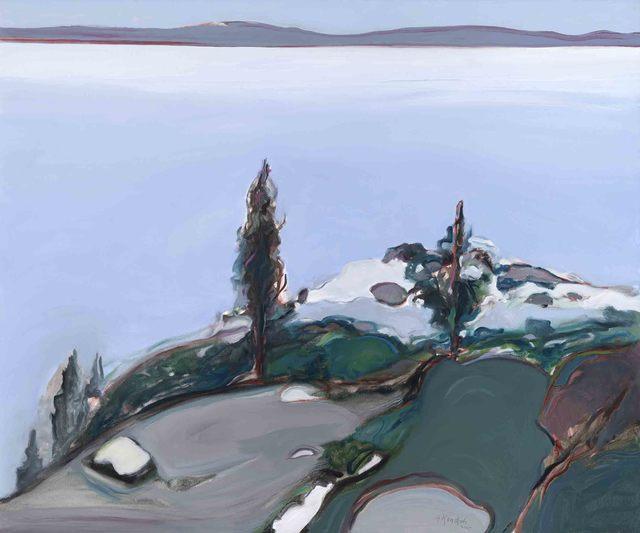 , 'Lake Tahoe,' 2017, Caldwell Snyder Gallery